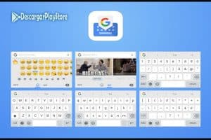 Teclado Gboard android