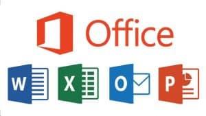 programas de microsft office