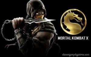 mortal kombat X en Play Store