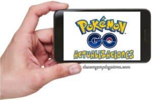 Actualizaciones de Verano de Pokemon GO