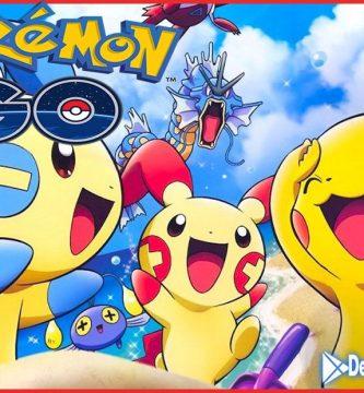 pokemon actualización de verano