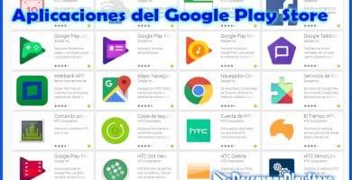 aplicaciones del google play store