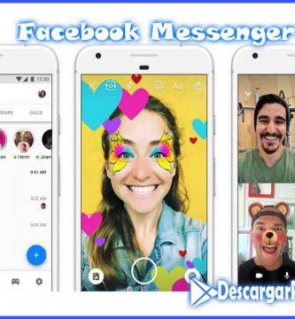 facebook messenger en el google play store