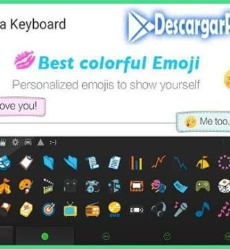 teclado kika emoji