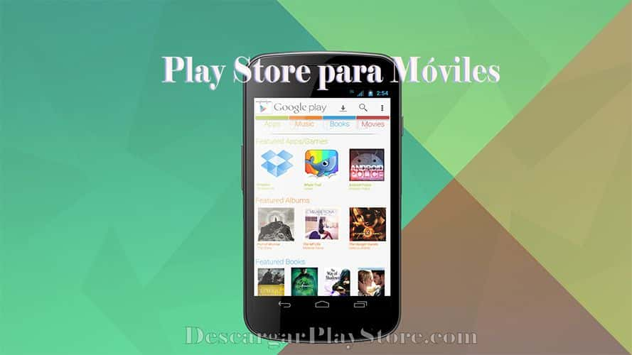 play store para moviles