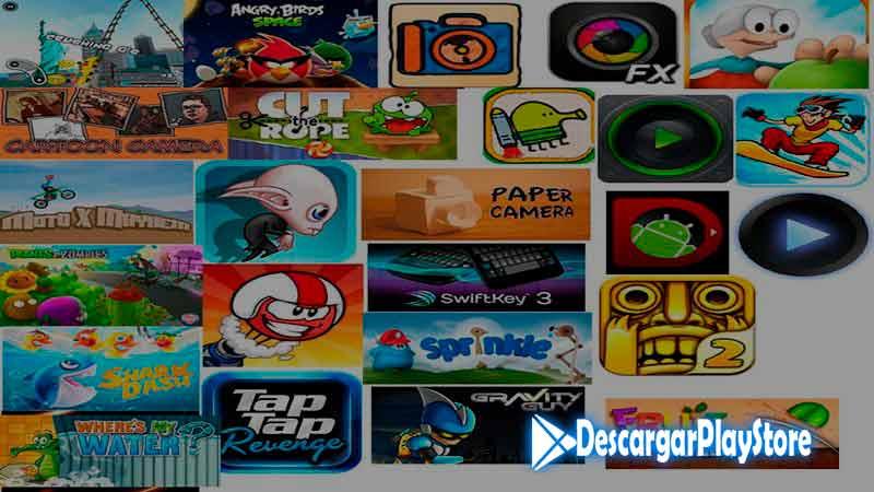 juegos del google play